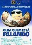 OLHA QUEM ESTÁ FALANDO DVD