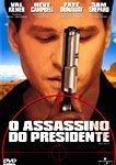 O ASSASSINO DO PRESIDENTE  DVD