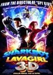 AS AVENTURAS DE SHARKBOY E LAVAGIRL EM 3D DVD