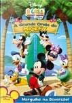A GRANDE ONDA DO MICKEY A CASA DO MICKEY MOUSE DVD