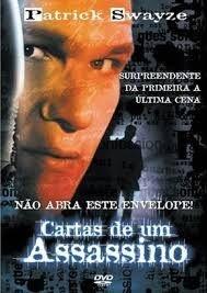 CARTAS DE UM ASSASSINO  DVD