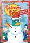 PHINEAS E FERB ESPECIAL DE NATAL DVD