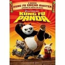 KUNG FU PANDA EDIÇÃO MASTER 2 DISCOS DVD