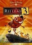 O REI LEÃO 3 HAKUNA MATATA DVD
