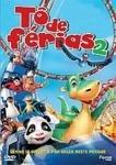 TÔ DE FÉRIAS 2 DVD