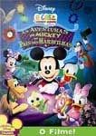 A CASA DO MICKEY MOUSE AS AVENTURAS DO MICKEY NO PAÍS DA MARAVILHAS DVD