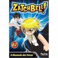 ZATCH BELL O MAMADO DAS TREVAS VOL 2 DVD