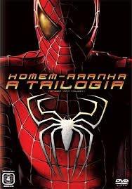 HOMEM ARANHA A TRIOLOGIA DVD