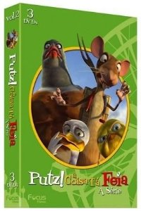 PUTZ! A COISA TA FEIA A SÉRIE DVD