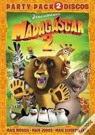 MADAGASCAR 2 EDIÇÃO 2 DISCOS DVD