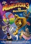 MADAGASCAR 3 OS PROCURADOS DVD