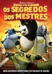 KUNG FU PANDA - OS SEGREDOS DOS MESTRES  DVD