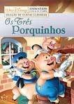 OS TRÊS PORQUINHOS-DISNEY ANIMATION COLL   DVD