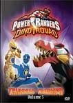 POWER RANGERS DINOTROVÃO 5-TRIUNFO TRIAS  DVD