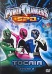 POWER RANGERS-S.P.D-VOL2 - TOCAIA  DVD
