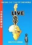 LIVE 8 TORONTO DVD