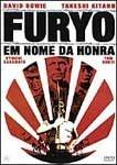 FURYO EM NOME DA HONRA DVD