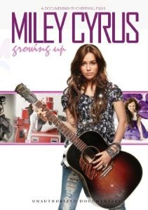 MILEY CYRUS GROWING UP DVD