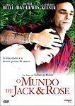 O MUNDO DE JACK E ROSE DVD