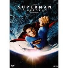 SUPERMAN O RETORNO DVD