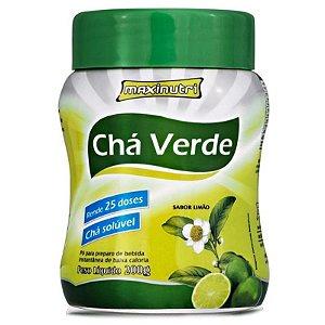 Chá Verde (200g) Maxinutri