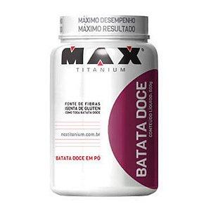 Batata Doce Roxa (600g) - Max Titanium