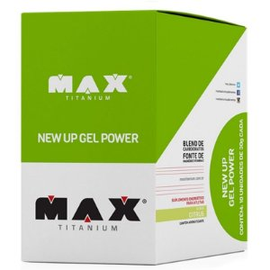 New Up Gel Power - Max Titanium
