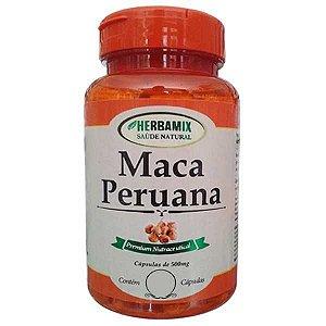 Maca Peruana (60caps) - Herbamix