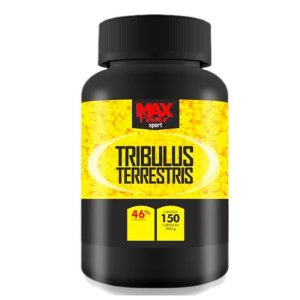 Tribulus Terrestris (150 Cápsulas) - Max Power