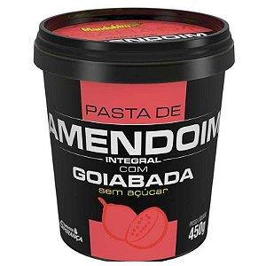 Pasta de Amendoim com Goiabada (450g) - Mandubim