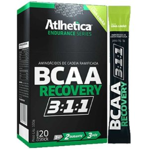 Bcaa Recovery 3:1:1 (20sticks) - Althetica Nutrition