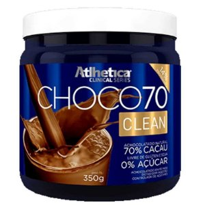 Choco70 Clean (350g) - Althetica Nutrition