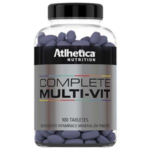 Complete Multi-Vit (100tabs) - Atlhetica Nutrition