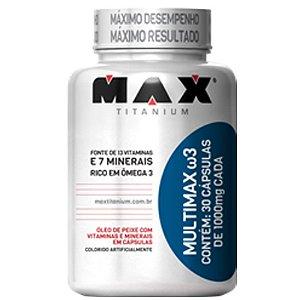 Multimax ω3  - Max Titanium