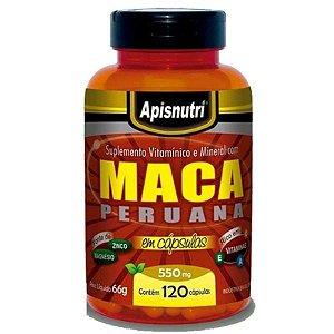 Maca Peruana (60caps) - Apisnutri