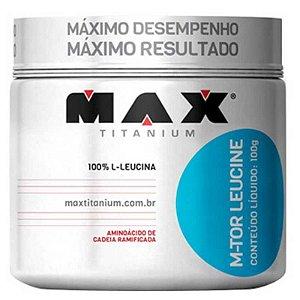 M-Tor Leucine (100g) - Max Titanium [VENC 03/2017]