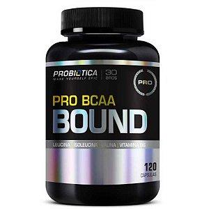 Pro BCAA Bound (120caps) - Probiotica