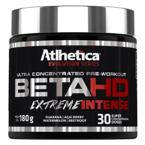 Beta HD Extreme Intense (180g) - Atlhetica Nutrition