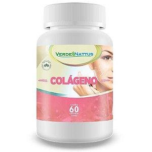 Colageno (60caps) - Verde Nattus