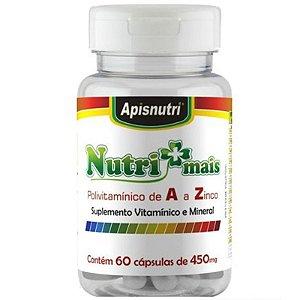 Nutrimais (60caps) - Apisnutri