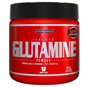 Glutamine Isolate (300g) - Integralmedica