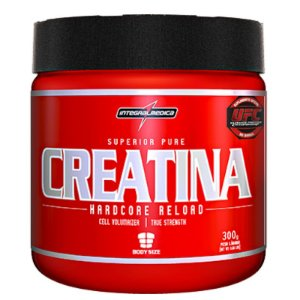 Creatina Hardcore (300g) - Integralmedica