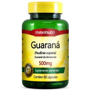 Guaraná (60caps) - Maxinutri