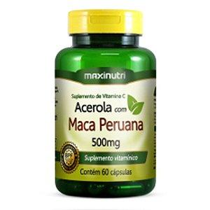 Maca Peruana (60caps) - Maxinutri
