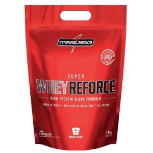 Super Whey Reforce (1,8kg) - Integralmedica