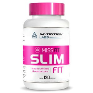 Slim Fit (120caps) - Nutrition Labs