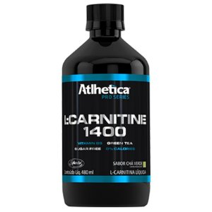 L-Carnitine 1400 (480ml) - Atlhetica Nutrition