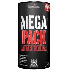Mega Pack Hardcore (15 packs) - IntegralMedica