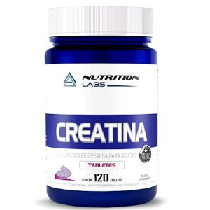 Creatina (120tabs) - Nutrition Labs