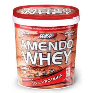 AmendoWhey (400g) - New Millen